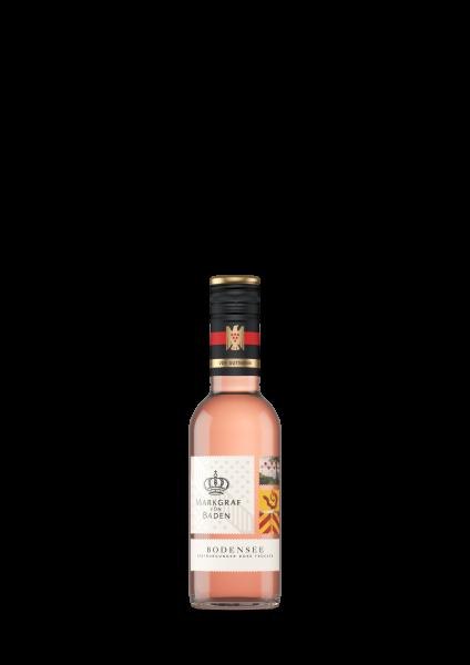 2019 - Bodensee Spätburgunder Rosé trocken VDP.Gutswein Kleine Flasche-