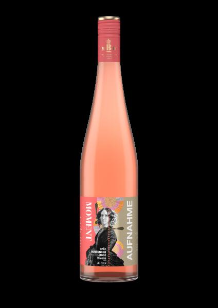 2019 Moment-Aufnahme Spätburgunder Rosé feinherb