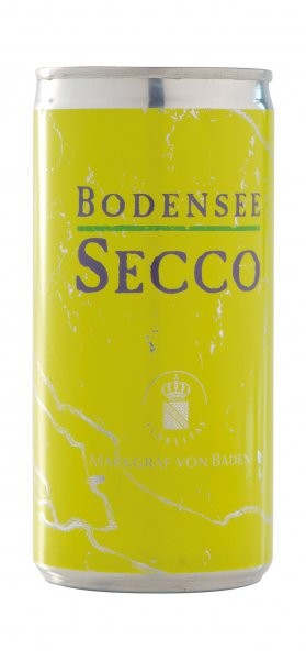 Bodensee-Secco weiss in der Dose