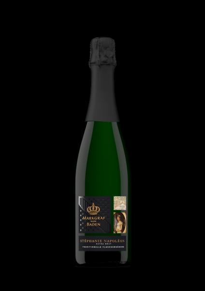 Sekt-Cuvée Stéphanie Napoléon extra brut