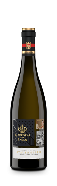 2017 - Durbacher Schloss Staufenberg Chardonnay trocken VDP.Erste Lage