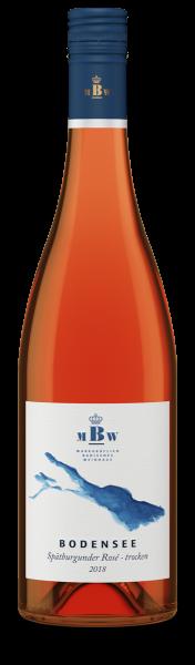 2018 Bodensee Spätburgunder Rosé trocken