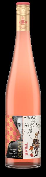 2018 Gedanken-Spiel Roséwein-Cuvée trocken