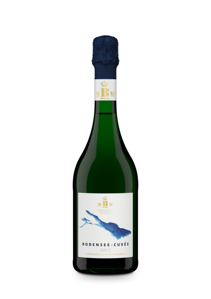 Bodensee-Cuvée Brut Weiss
