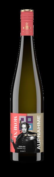 Wein des Monats - 2018 Moment-Aufnahme Riesling feinherb