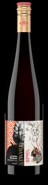 2018 Gedanken-Spiel Gewürztraminer (Orange-Wine)